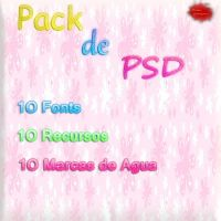 Pack de PSD by KeilaGamer