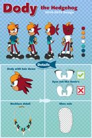 Dody Reference + Profile 2014-2015 by Dody-Inferno