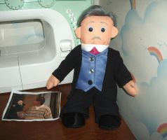 Mr. Feeny Doll by JaimeNWester