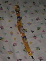 Sonic The Hedgehog Lanyard by tanlisette