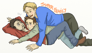Superfamily by ASAMESHII