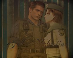 Intimidation by Jill---Valentine