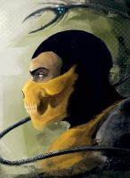 Scorpion by Ronin222