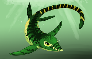 Cartorhynchus by StygimolochSpinifer