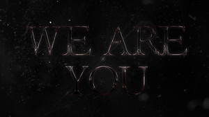'We are you' Nightcall quote by Nightmare95GFX