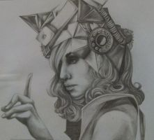 Lady Gaga by Reebies