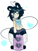 Ken Ashcorp by Mewpsy