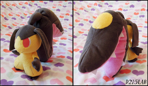 Mawile Plush by d215lab