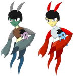 Fakemon: Knibling by TheFerydra