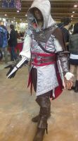 Ezio Auditore da Firenze by Tippy-The-Bunny