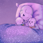 Good night, my children. by Twin-Cats