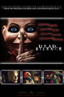 Dead Silence Poster-A by Knomo