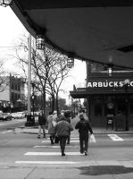 Starbucks by rpolingphotography