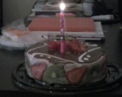 An other cake from yesterday by 4ellyK