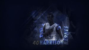Harrison Barnes by RGray525