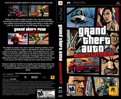 GTA: LCS Box Art Print Out by SlimTrashman