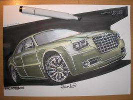 300C by HorcikDesigns