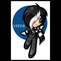 Little Emo Boy, Viper by icyookami