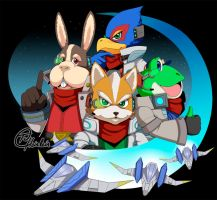 Star Fox Zero by Tee-J