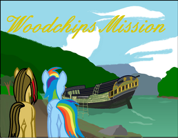 Woodchips Mission Part 11 by Vector-Brony