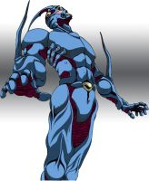 Guyver Bio Booster Unit 1 by Segundigz