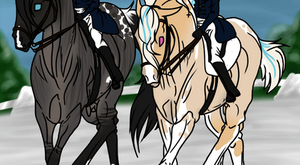Winter-Dressage-Extravaganza 2 by Kryptic-Stable-Nordy