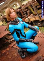 Sue Storm Fantastic4 by plu-moon