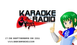 Karaoke and Radio 3Years Party by DraconPhotography