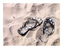 Sand flops by green-haiku
