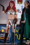 TCC '13 - Red Sonja / Rogue by TaoPhotography