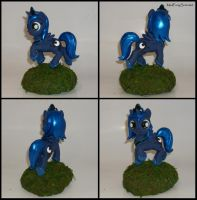 Princess Woona sculpture commission by MadPonyScientist