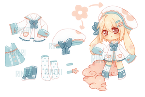 .: SugarDream :. Adopt Auction (CLOSED) by Rineri