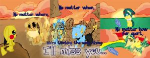 PMD - I'll miss you... by MadnessOfMana