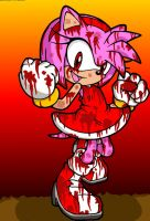Amy Rose Creepypasta by shadouge4evaclub101