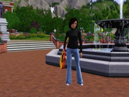 """My sims3 """"on the park"""" by Sonata-Yanni"""
