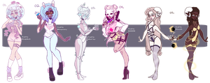 Aesthetic Adopts Revealed by jawlatte