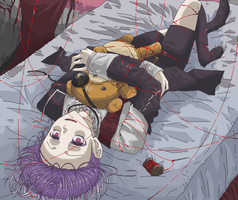 Kanato -Sewn Insane- by SomeJaneDoe