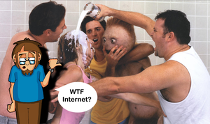 WTF Internet? 1 by brothersdude