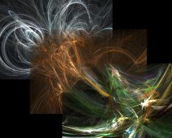 great fractal brushes I II III by Oktanas