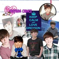 Greyson Change by ale by DDLoveEditions