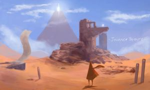Journey Tribute by PapayouFR