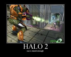 Halo 2 by ODST-Training