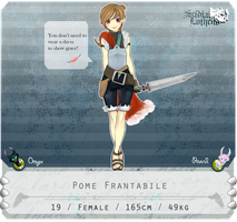 Seidia Lothend: Pome Frantabile by Yue-t