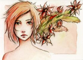 flowers I by anotheryou