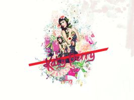 +KatyPerry Katy Perry Wallpaper by camigraphic