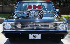 Black 68 Dart by boogster11