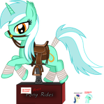 Lyra the Pony...Ride by Fooleraid
