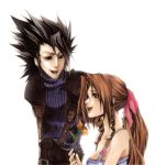Final Fantasy 7  Aerith x Zack by XMenouX
