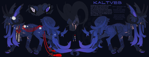 Garrox : Kaltves by faios