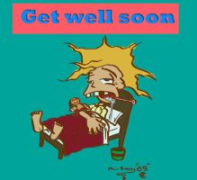 Get well Soon by CptMunta